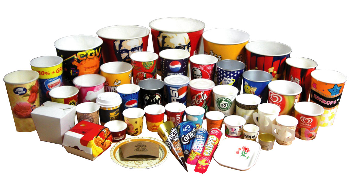 Image result for paper cup printing